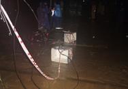 Điện lực Đà Nẵng lên tiếng vụ 2 vợ chồng bị điện giật thương vong