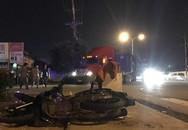 Đi 'bão đêm' mừng đội tuyển VN, 2 cô gái trẻ thương vong thương tâm