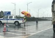 Phát hiện thi thể phụ nữ trên cao tốc Hà Nội - Bắc Giang