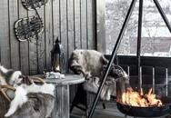 12 góc thư giãn vào mùa đông giúp xua tan đi cảm giác lạnh giá