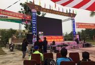 Nghệ An: Nhiều màn hình cỡ lớn phục vụ người hâm mộ