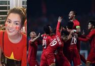 Siêu mẫu tặng 2 tỷ cho đội tuyển Việt Nam giàu thế nào?