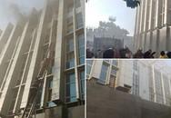 Cháy lớn, thương vong cao tại bệnh viện Ấn Độ