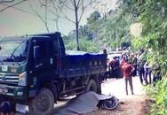 Xe đạp điện va chạm xe tải, 2 chị em ruột cùng tử nạn thương tâm