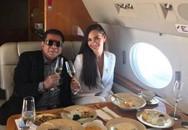 Tân Hoa hậu Hoàn vũ được tỷ phú Philippines đón về nước bằng phi cơ riêng