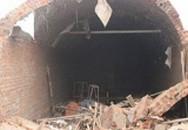 Sập hầm nung gạch, nhiều công nhân thương vong