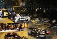 """Vụ nữ tài xế say rượu, lái xe Lexus gây tai nạn liên hoàn ở Hồ Tây: """"Có dấu hiệu của tội phạm"""""""
