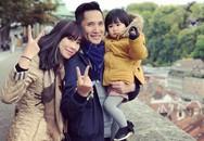 Ngỡ ngàng trước nhan sắc vợ của BTV Quốc Khánh: Trẻ trung bất chấp tuổi tác, 2 con vẫn đẹp như lúc đôi mươi