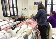 Vụ lái xe Lexus gây tai nạn liên hoàn ở Hồ Tây: Nữ giáo viên có nguy cơ mất chân phải vĩnh viễn