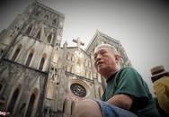 Trải nghiệm đêm Noel của ông lão 22 năm kéo chuông Nhà thờ Lớn Hà Nội