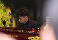 Xót xa những lời sau cuối của đồng nghiệp trong lễ tang NSND Anh Tú