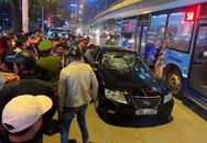 Hà Nội: Tài xế say rượu tông hai bà bầu nhập viện rồi ngang nhiên bỏ chạy