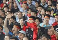 Hàng nghìn CĐV đến SVĐ Mỹ Đình cổ vũ, đội tuyển Việt Nam hòa Triều Tiên 1 - 1