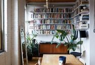 Căn hộ nhỏ bình yên, ấm cúng của cặp vợ chồng yêu thích đọc sách