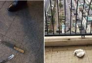Nỗi lo gạch, dao rơi xuống khi sống ở chung cư