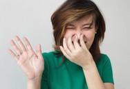 Mùi cơ thể tiết lộ vấn đề sức khỏe