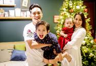 Khánh Thi - Phan Hiển mừng vì có thêm người đón Giáng sinh