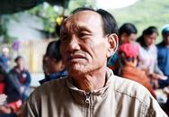 Người đàn ông bất lực tìm vợ con và cháu ngoại trong nhà sập