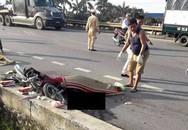 Hải Dương: 2 người đàn ông chết thảm sau khi va chạm với xe bồn