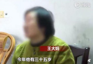 Mẹ tìm con trai đã cho 34 năm để nhờ vả nhưng bị từ chối