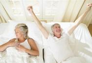 Chứng mất ngủ ở người già và những lời khuyên hữu ích giúp cải thiện giấc ngủ