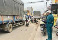 Bé gái 12 tuổi lái xe máy bị xe tải cán chết trên đường đi học về nhà