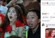 Cô giáo kiêm mẫu nội y gây sốt sau chiến thắng 2-1 của Việt Nam