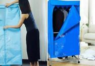 Mẹo chọn và sử dụng tủ sấy quần áo an toàn tiết kiệm cho chị em nhàn tênh