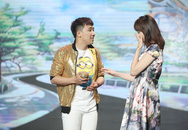 Vợ chồng Hari Won, Trấn Thành quấn quýt khi cùng quay show Tết
