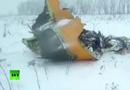 Máy bay rơi gần Moscow, 71 người trên khoang thiệt mạng