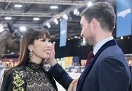 Siêu mẫu Hà Anh quyền lực và gợi cảm đi dự event tại Hongkong vào tháng thứ 5 mang thai