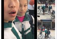 Bé gái được mẹ cho 10k ăn sáng vẫn mạnh dạn đi mua trả góp iPhone nhưng điều ai cũng chú ý là chất giọng anh bán hàng