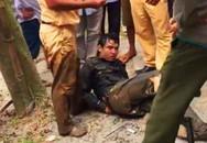 Cảnh sát giao thông lội ruộng khống chế tên cướp tiệm vàng trắng trợn ngày 28 Tết