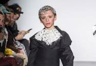 Mẫu nhí 10 tuổi diễn xuất thần tại tuần lễ thời trang New York