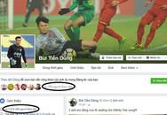 """Lại """"nóng"""" chuyện mạo danh Facebook các cầu thủ U23 Việt Nam"""