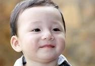 Tròn 10 tuổi, con trai của Quang Dũng - Jennifer Phạm ngày càng chững chạc và điển trai