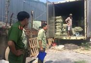 Phát hiện 10 tấn nầm heo thối sắp lên bàn nhậu ở Sài Gòn