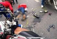 Hai người nước ngoài tử vong sau cú tông của xe khách
