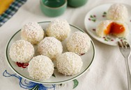 Mochi khoai lang - món bánh ngọt mát bạn nên thử đầu năm mới