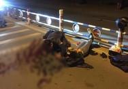 Nghi do buồn ngủ, nữ phượt thủ chạy xe Exciter tử vong vì tông vào dải phân cách