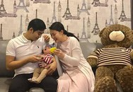 """Bất ngờ với biệt thự """"khủng"""" 5 tầng sắp hoàn thiện mà Thanh Bình tặng Ngọc Lan và con trai"""