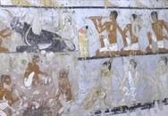 Đột nhập hầm bí mật 4.400 năm trong kim tự tháp Ai Cập