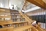 14 ý tưởng biến cầu thang trong nhà thành khu vui chơi mà bé nào cũng thích mê