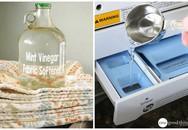 Tự chế nước làm mềm vải theo cách này, bạn sẽ phải xuýt xoa vì những công dụng mà nó mang lại