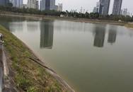Hà Nội: Đi thả cá chép, một phụ nữ trượt chân xuống hồ tử vong