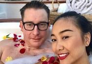 Kỳ nghỉ xa hoa của vợ chồng Đoan Trang ở Ấn Độ trước Tết