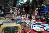 Lạ lùng khu chợ của những người ưa hoài niệm