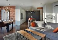 Căn hộ chung cư ấn tượng với thiết kế theo phong cách Á-Âu