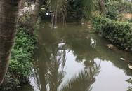 Đau xót phát hiện 2 học sinh đuối nước dưới mương gần nhà