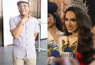 Nghệ sĩ Trung Dân chúc mừng hoa hậu Hương Giang: 'Bạn đáng được tôn trọng'